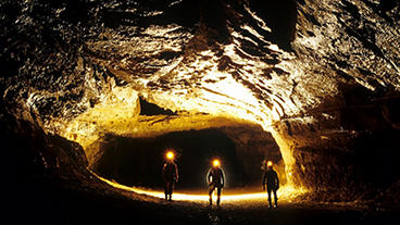Geospatial tech supports cave monitoring study