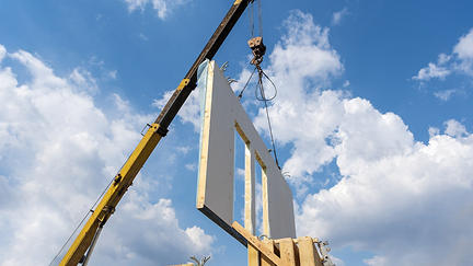 Modern methods of construction: where are we now?