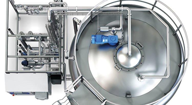 Tetra Pak® Aseptic Tank for intermediate storage   Tetra Pak