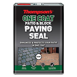 Thompsons One Coat Patio & Paving Sealer 5L