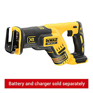 DEWALT DCS367N-XJ 18V XR Brushless Compact Cordless Reciprocating Saw - Bare