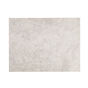 Wickes Tivoli Grey Ceramic Wall Tile 330 x 250mm Sample
