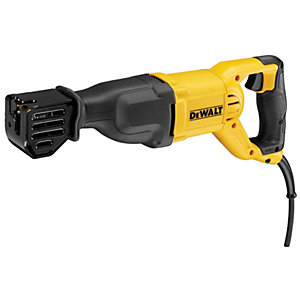 DEWALT DWE305PK-GB Corded Reciprocating Saw 240V - 1100W