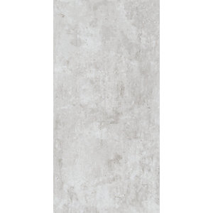 Wickes City Stone Grey Ceramic Tile 600 x 300mm Sample