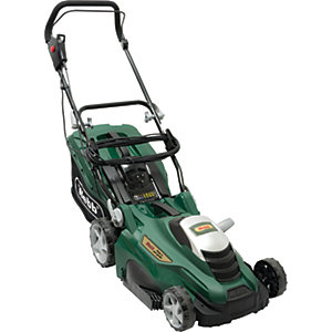 Webb 40cm Electric Rotary Lawnmower 1600w