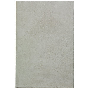 Wickes Como Limestone Porcelain Tile 600 x 400mm Sample