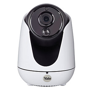 Yale Smart Home View IP Pan Tilt & Zoom Security Camera