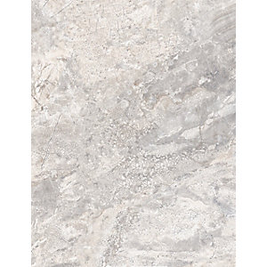 Wickes Amalfi Slate Grey Ceramic Tile 360 x 275mm Sample