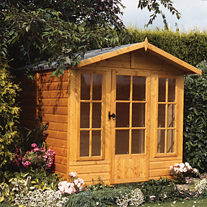 Shire Timber Pent Potting Shed - 10 x 10 ft
