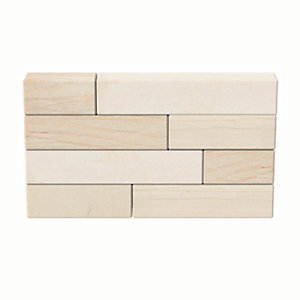 Marshalls Fairstone Sawn Versuro Smooth Coping Stone - Caramel Cream 500 x 136 x 50mm Pack of 50
