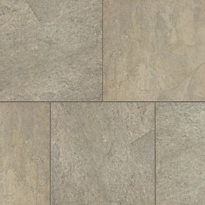 Marshalls Symphony Smooth Rustic Porcelain Paving Patio Pack - 16.16 M2