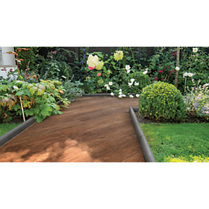 Marshalls Symphony Smooth Cherry 295 x 1192 x 20mm Porcelain Paving Slab - Pack of 48