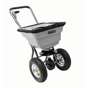 The Handy Dual-Function Push Spreader 36kg