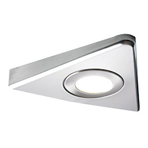 Wickes Triangle Natural LED Light with Driver 2.6W - Pack of 3