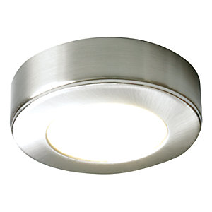 Wickes Round LED Natural Spotlight 2.6W - Pack of 3