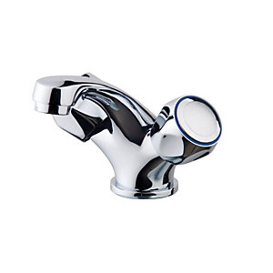 Wickes Trade Chrome Basin Mixer Tap