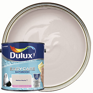 Dulux Easycare Bathroom - Mellow Mocha - Soft Sheen Emulsion Paint 2.5L