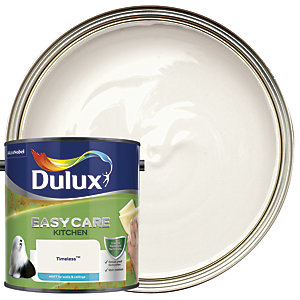 Dulux Easycare Kitchen - Timeless - Matt Emulsion Paint 2.5L