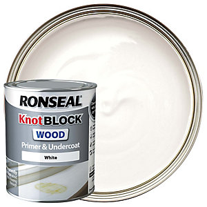 Ronseal Knot Block Primer and Undercoat 750ml