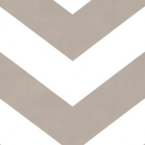 Superfresco Easy Chef Geometric Design Taupe Decorative Wallpaper - 10m