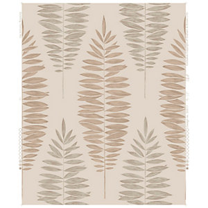Boutique Lucia Beige Decorative Wallpaper - 10m