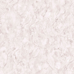 Boutique Marble Rose Gold Decorative Wallpaper - 10m