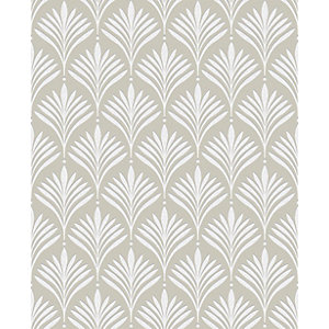 Superfresco Easy Bonnie Geo Pale Gold Decorative Wallpaper - 10m