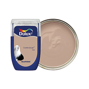 Dulux - Cookie Dough - Emulsion Paint Tester Pot 30ml