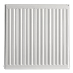 Homeline by Stelrad 500 x 400mm Type 21 Double Panel Plus Single Convector Radiator