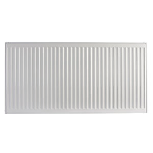 Homeline by Stelrad 500 x 800mm Type 21 Double Panel Plus Single Convector Radiator