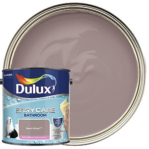 Dulux Easycare Bathroom - Heart Wood - Soft Sheen Emulsion Paint 2.5L