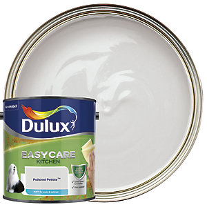 Dulux Easycare Kitchen - Polished Pebble - Matt Emulsion Paint 2.5L