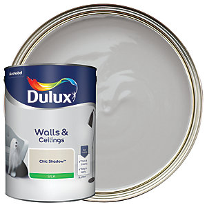 Dulux - Chic Shadow - Silk Emulsion Paint 5L
