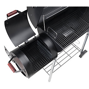 Landmann Kentucky Smoker BBQ - Black