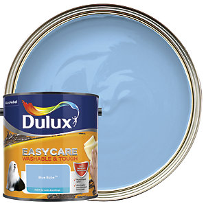 Dulux Easycare Washable & Tough - Blue Babe - Matt Emulsion Paint 2.5L