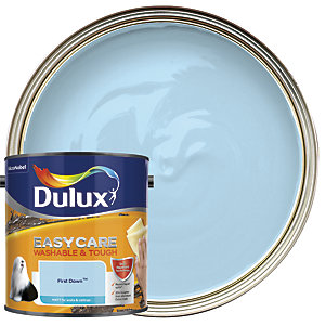 Dulux Easycare Washable & Tough - First Dawn - Matt Emulsion Paint 2.5L