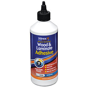 Vitrex Laminate & Wood Flooring Adhesive - 500ml