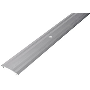 Vitrex Carpet Cover Trim Silver - 1.8m