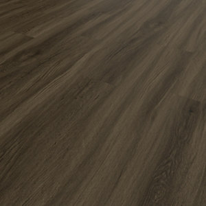 Novocore Walnut Luxury Vinyl Click Flooring - 2.56m2 Pack