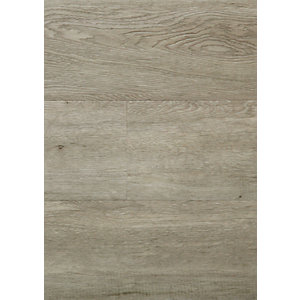 Novocore Light Grey Oak Luxury Vinyl Click Flooring Sample