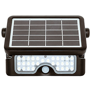 Luceco Solar Guardian PIR Floodlight - 5W
