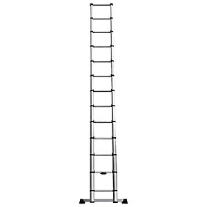 Youngman Telescopic 3.8m Aluminium Extension Ladder