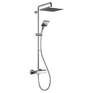 Mira Honesty Exposed Rigid Diveter Mixer Shower Best Price, Cheapest Prices