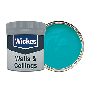 Wickes Ocean Drive - No. 935 Vinyl Matt Emulsion Paint Tester Pot - 50ml