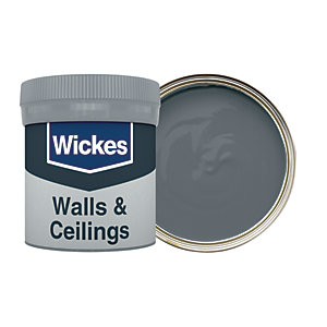 Wickes Urban Nights - No. 240 Vinyl Matt Emulsion Paint Tester Pot - 50ml