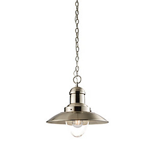 Lampada Pendant Light Nickel