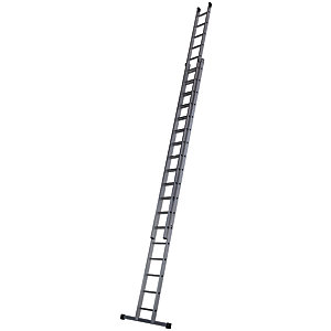 Werner Professional 9.76m 2 Section Aluminium Extension Ladder