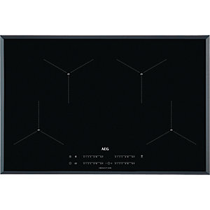 AEG 80cm Induction Hob with SenseBoil IAE84411FB