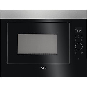 AEG 26L Built In Microwave MBE2658SEM