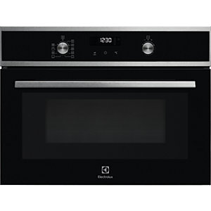 Electrolux Built In Combi Microwave Oven KVLDE40X